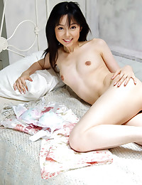 Cute Asian Chick Stripping
