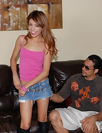 Tight Bodied Veronica Gets Drilled
