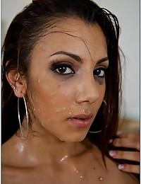 Leggy Mocha Beauty Jazmine Fucked Raw