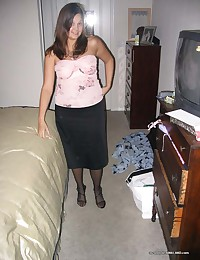 Picture gallery of a kinky vacation with her hubby