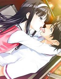 Hentai maid titjob with huge ...