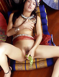 Erotic Asian Teen Goddess Of Love