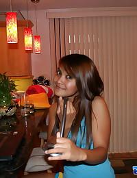 Brooke Skye - Young teen model reveals her hot assets