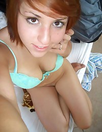 Photo gallery of camwhoring amateur hotties