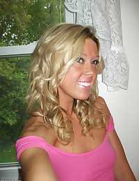 Sweet smiling solo girl