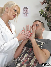 Charming Doctor Seduces Her Patient