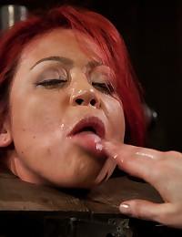 Naughty Minx Enjoys Kinky Sex