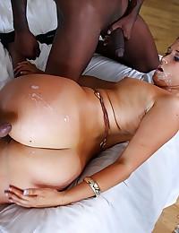 Briella Wants To Big Black Cocks