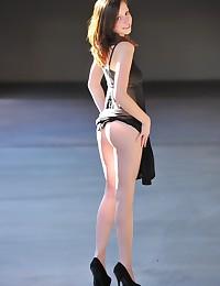 FTV Girls presents Victoria in Dress Ballet Aquirt.