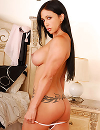 Hot Cougar Jewels Gets Naughty