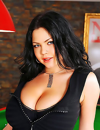 Big naturals on pool table