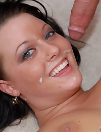 Lustful Savannah Smothers Fat Cock