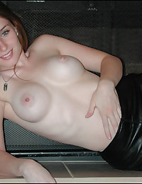 Sweet Devon - Amazing young kitten exposes her tight round butt