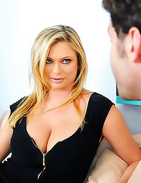 Briana Banks makes milf porn