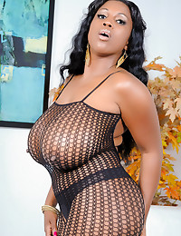 Maserati Exposes Her Chocolate Melons