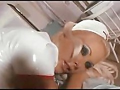 French Nurse Anal Milk Squirting And Gaping