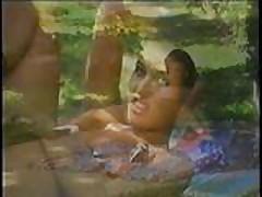 hot brunette Josie Vega teasing