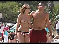 Beach Voyuer - Boobs Everywhere