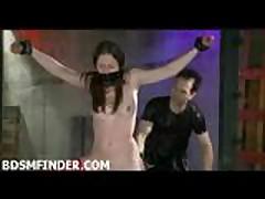 Flogged And Toyed