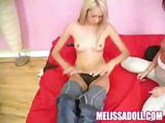 Melissa Doll - Strapon Fun