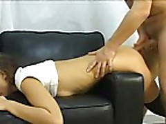 Teen Painful Anal