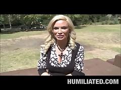 Diamond Foxxx - MILF Humiliation