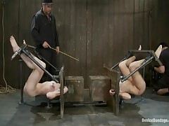 Katie Summers And Seda And Isis Love - Device Bondage