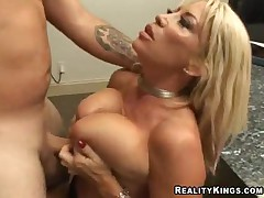 Jenna - Big Tits Boss - Yearly Vacation
