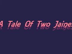 Sarah Jain And Kymberly Jane - 2 Pantyhose Party Girls Get Down