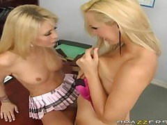 Monique Alexander - Hot Sexy Lesbos Eat Each Other Out
