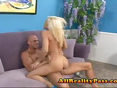 Madison Ivy - Teeny Bopper Club - Tiny Teen Pussy Rides Huge Cock