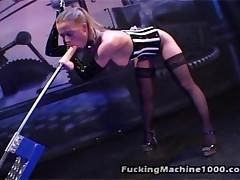 Melissa Thames - Fucking Machine 1000