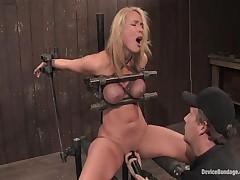 Mellanie Monroe - Device Bondage