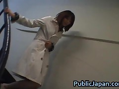 Cute Asian Student Shows Off Her Pussy 1 By PublicJapan