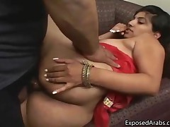 Indian Whore Gets Her Big Ass Pounded By A Big Black Cock By ExposedArabs