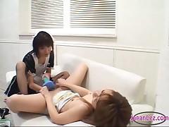 Asian Lesbian Fisting
