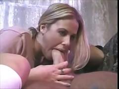 Mature teaches girl how to fuck