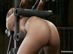 Angel Cummings - Device Bondage