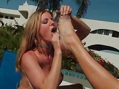 Hot Lesbians With Foot Fetish