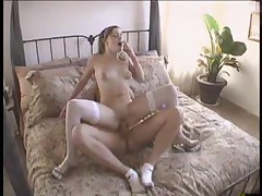 Teen Tabitha Bleu Loves A Good Cock