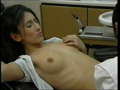 Sibel kekilli gets fucked by her dentist
