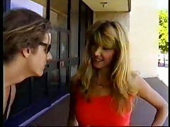 Light-haired Starlet Relish Some Fucking In A Bathroom