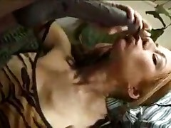 Julia Taylor fucks 2 guys