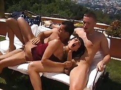 Adrienne Klass two cocks