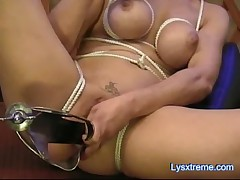 lysxtreme medical toy extreme anal