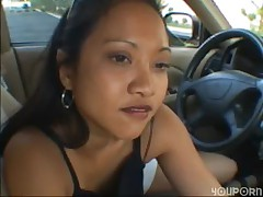 car blow job -