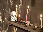 Spanish Chamber of Pain For Slavegirl Alba and Mistress Karina