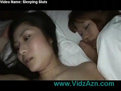 2 Sleeping Sluts Fucked