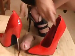 The best video of heel insertion
