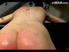 bdsm red ass